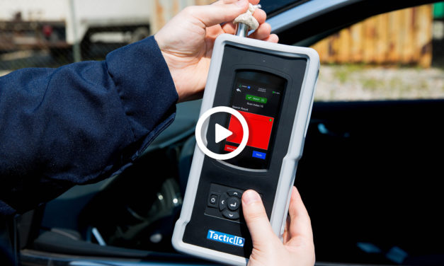 WATCH: The Newest Addition to B&W Tek's Family of Handheld Raman Analyzers