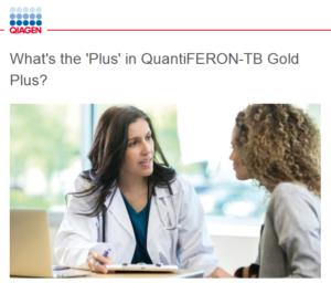 What's the Plus in QuantiFERON-TB Gold Plus