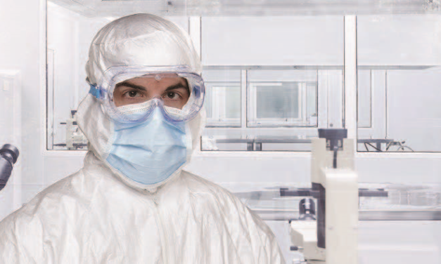 CLEANROOM CLEANING AND DISINFECTION