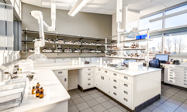 Introducing Fully Customizable Laboratory Workstations, Furniture & Chairs from GSS!