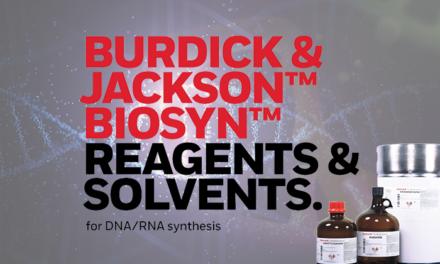 BURDICK & JACKSON™ BIOSYN™ REAGENTS & SOLVENTS.