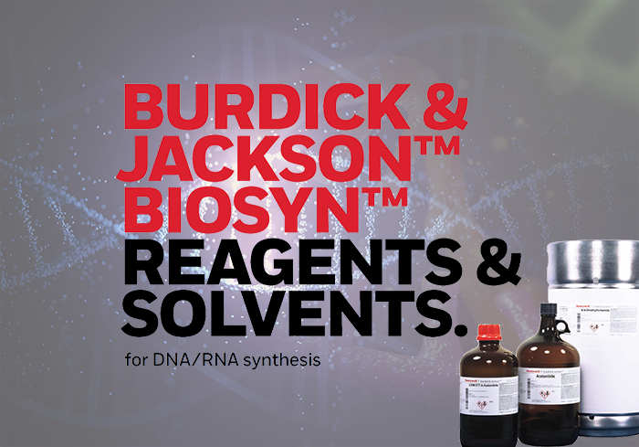 BURDICK & JACKSON™ BIOSYN™ REAGENTS & SOLVENTS.