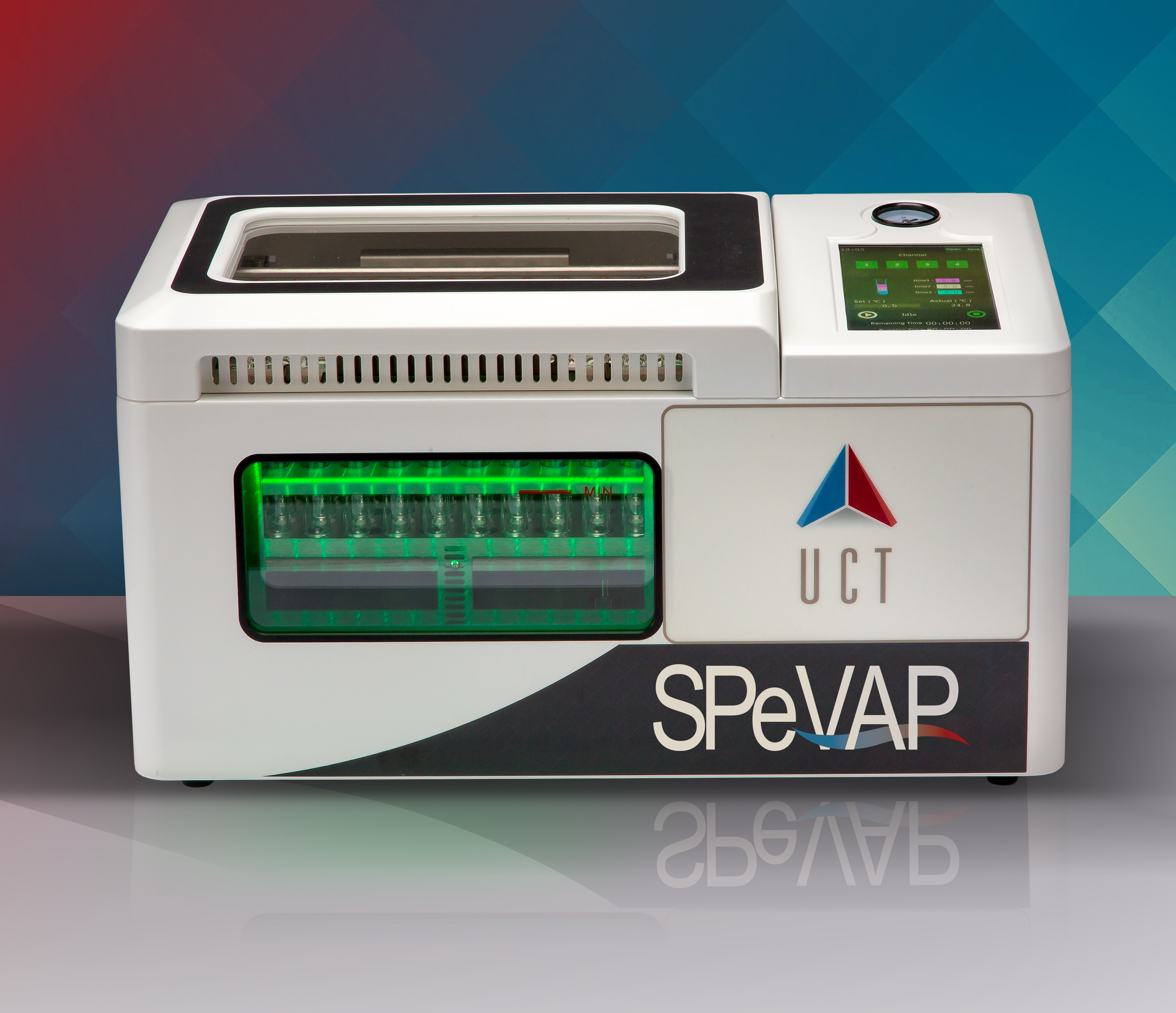 """UCT: Industry Leader in """"Start to Finish"""" Sample Preparation for over 35 Years!"""
